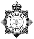 Sussex Police Badge